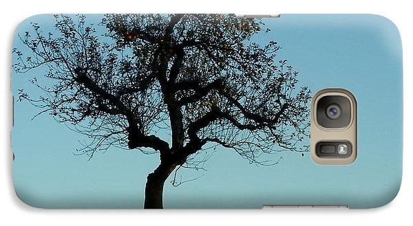 Apple Tree In November Galaxy S7 Case
