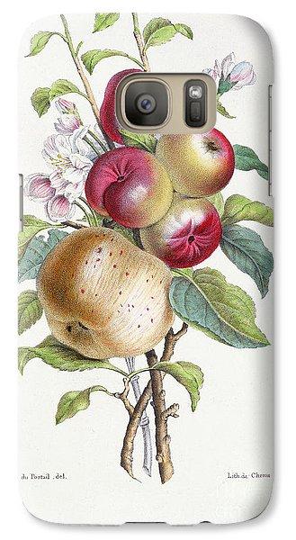 Apple Tree Galaxy S7 Case