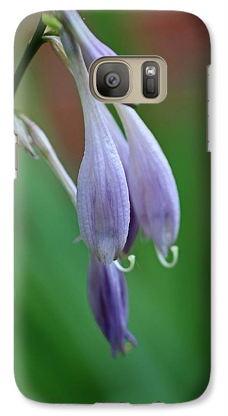 Galaxy Case featuring the photograph April Ends by Michiale Schneider