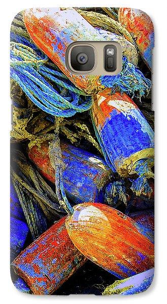 Aqua Hedionda Galaxy S7 Case