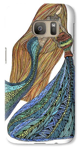 Aquarius Galaxy S7 Case