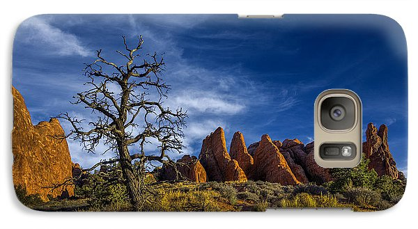 Galaxy Case featuring the photograph Arches National Park by Wendell Thompson