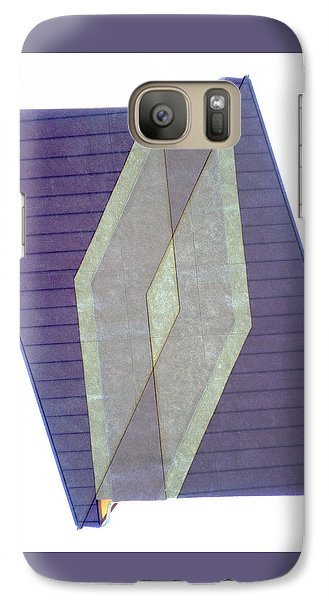 Galaxy Case featuring the photograph Architecture 20 - Diamonds And Rust by Lenore Senior