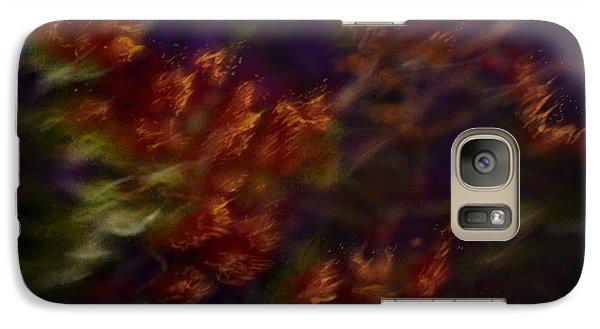 Galaxy Case featuring the digital art Ardor by Amyla Silverflame