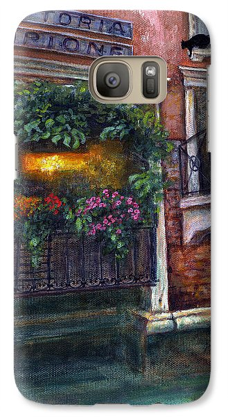 Are You There My Love? Galaxy S7 Case