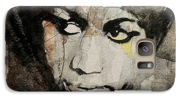 Rhythm And Blues Galaxy S7 Case - Aretha Franklin - Don't Play That Song For Me  by Paul Lovering