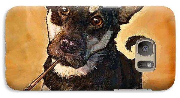 Portraits Galaxy S7 Case - Arfist by Sean ODaniels