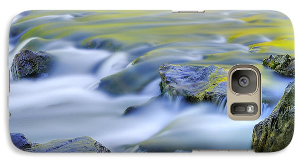 Landscape Galaxy S7 Case - Argen River by Silke Magino