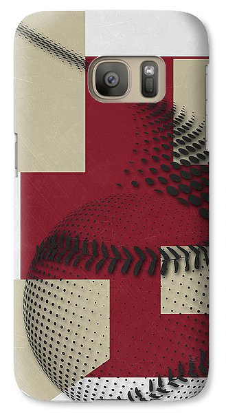 Arizona Diamondbacks Art Galaxy Case by Joe Hamilton