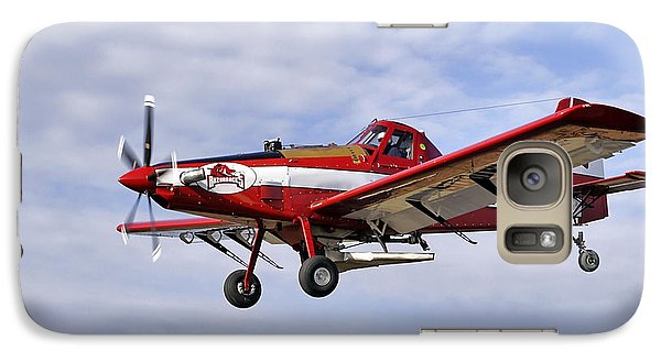 Arkansas Razorbacks Crop Duster Galaxy S7 Case