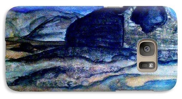 Galaxy Case featuring the painting Armenian Church by Helena Bebirian