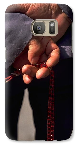 Armenian Prayer Beads Galaxy S7 Case