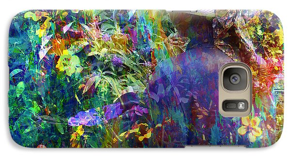 Galaxy Case featuring the photograph Aromatherapy by LemonArt Photography