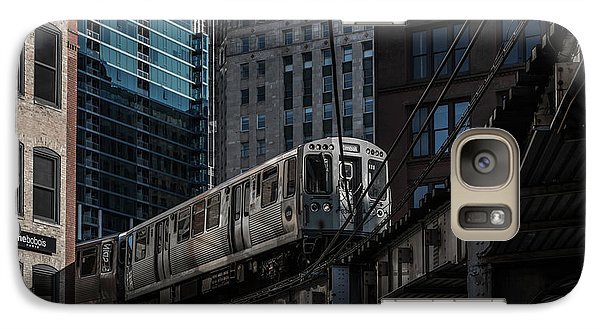 Around The Corner, Chicago Galaxy S7 Case