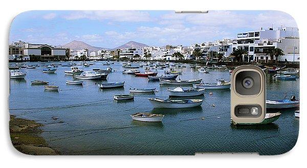 Arrecife - Lanzarote Galaxy S7 Case