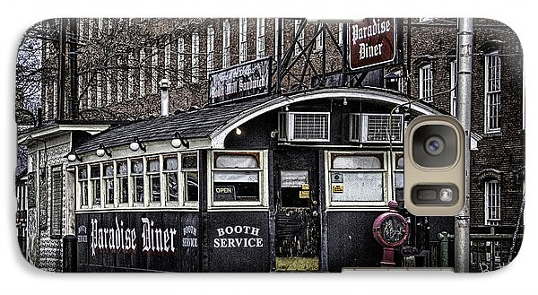Galaxy Case featuring the photograph Arthur's Paradise Diner by Betty Denise