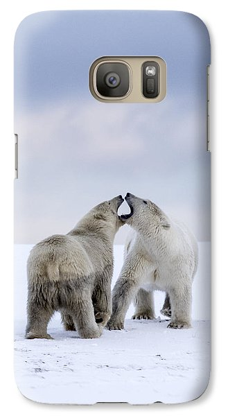 Artic Antics Galaxy S7 Case