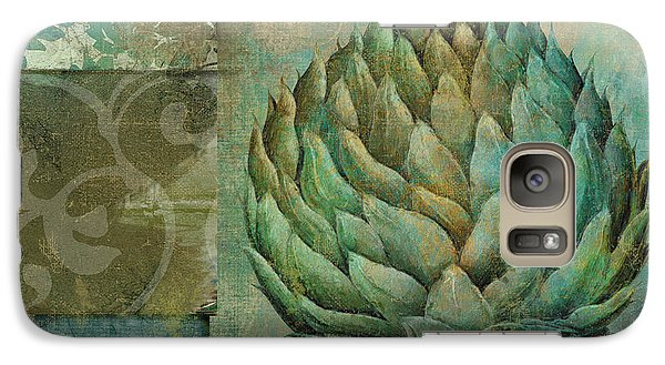 Artichoke Galaxy S7 Case - Artichoke Margaux by Mindy Sommers