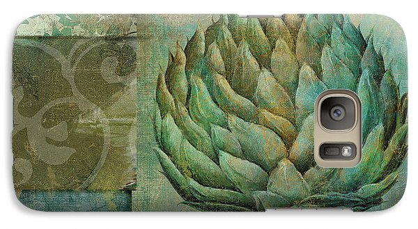 Artichoke Margaux Galaxy Case by Mindy Sommers