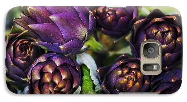 Artichokes  Galaxy S7 Case by Joana Kruse
