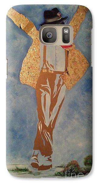 Artist Galaxy S7 Case by Dr Frederick Glover