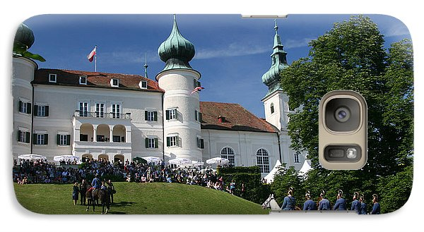 Artstetten Castle In June Galaxy S7 Case