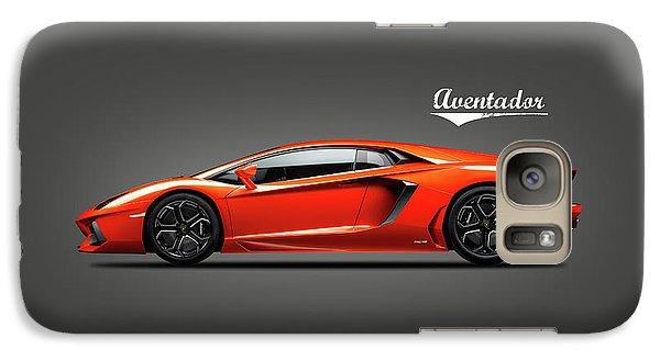 Lamborghini Aventador Galaxy S7 Case