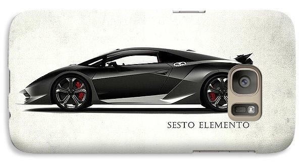 Lamborghini Sesto Elemento Galaxy S7 Case