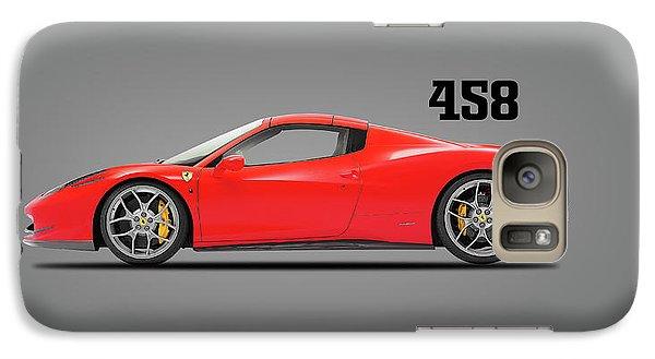 Ferrari 458 Italia Galaxy S7 Case