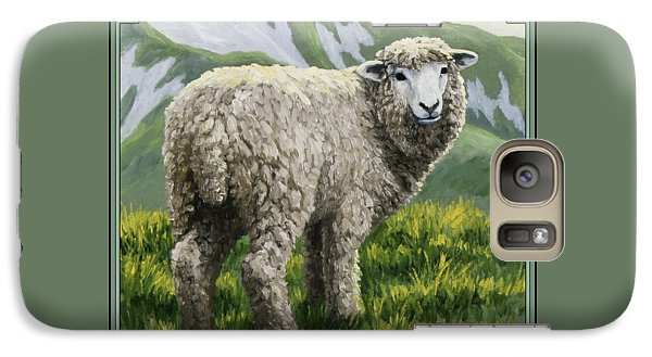 Highland Ewe Galaxy S7 Case