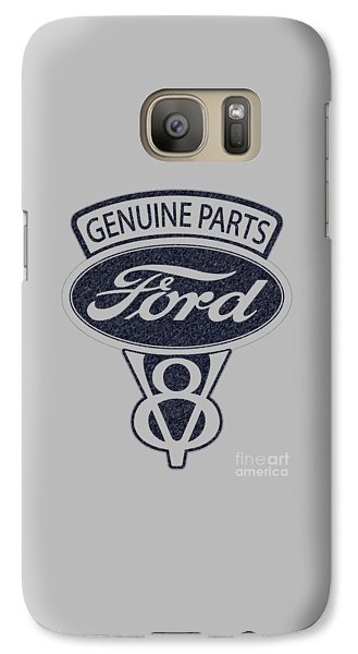 Ford V8 Galaxy Case by Mark Rogan