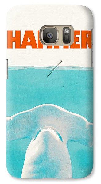 Hammer Galaxy S7 Case by Eric Fan