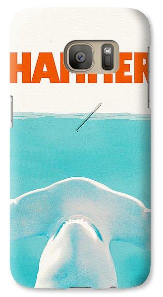 Hammer Galaxy Case by Eric Fan