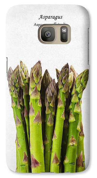 Asparagus Galaxy S7 Case by Mark Rogan