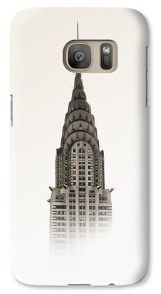 Chrysler Building Galaxy S7 Case - Chrysler Building - Nyc by Nicklas Gustafsson
