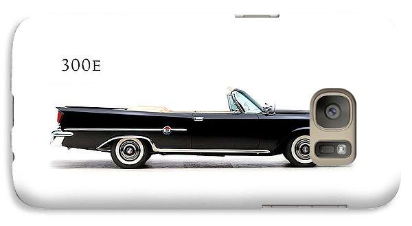 Transportation Galaxy S7 Case - Chrysler 300e 1959 by Mark Rogan