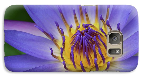 The Lotus Flower Galaxy S7 Case by Sharon Mau