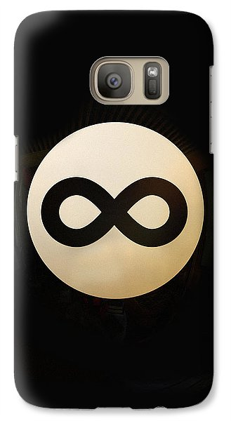 Infinity Ball Galaxy S7 Case by Nicholas Ely