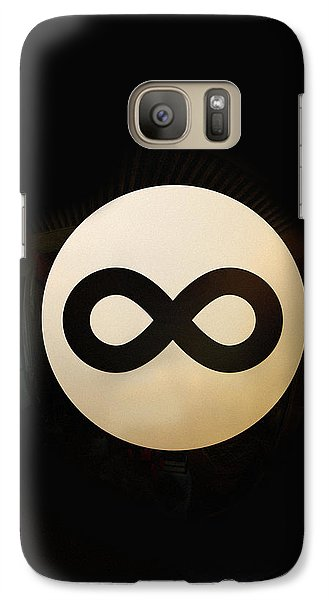Magician Galaxy S7 Case - Infinity Ball by Nicholas Ely