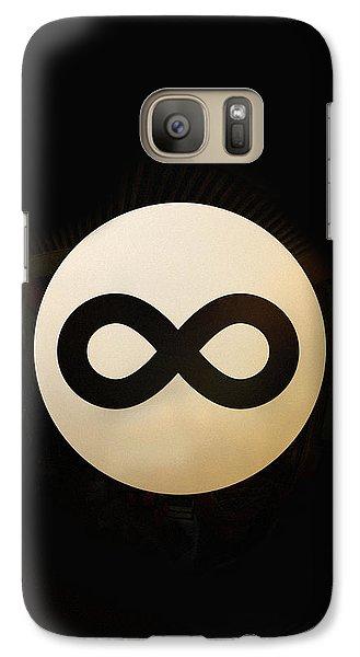Infinity Ball Galaxy Case by Nicholas Ely