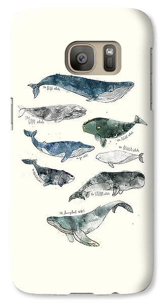 Whales Galaxy S7 Case