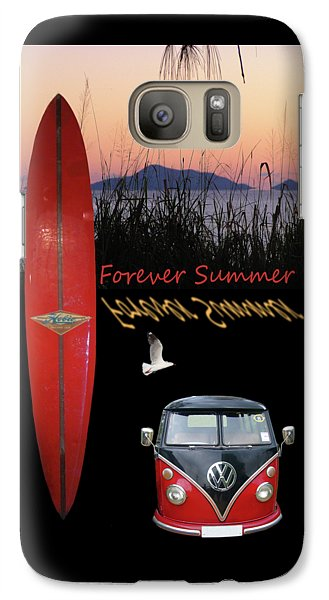Forever Summer 1 Galaxy S7 Case