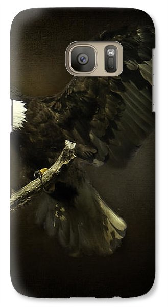 Galaxy Case featuring the photograph Under His Wings by Eleanor Abramson