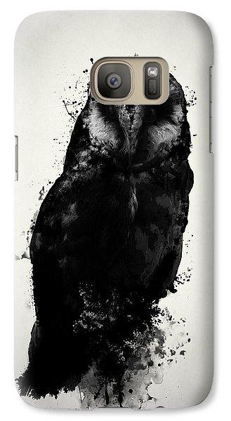 The Owl Galaxy S7 Case
