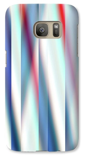 Galaxy Case featuring the digital art Ambient 12 by Bruce Stanfield