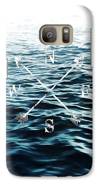 Galaxy Case featuring the photograph Winds Of The Sea by Nicklas Gustafsson