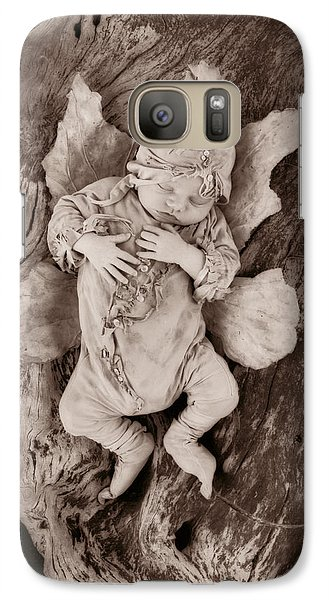 Fairy Galaxy S7 Case - Driftwood Fairy by Anne Geddes