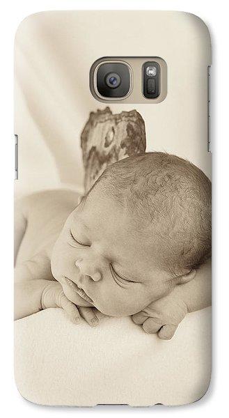 Fairy Galaxy S7 Case - Aimee As A Fairy by Anne Geddes