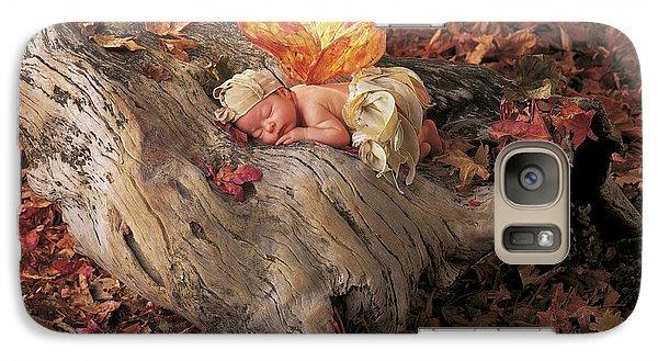 Fairy Galaxy S7 Case - Woodland Fairy by Anne Geddes