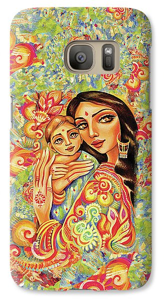 Goddess Blessing Galaxy S7 Case